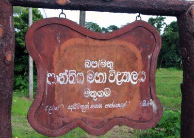Spices in Sri Lanka